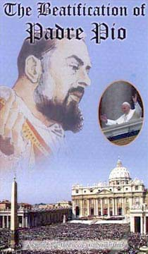 Beatification of Padre Pio